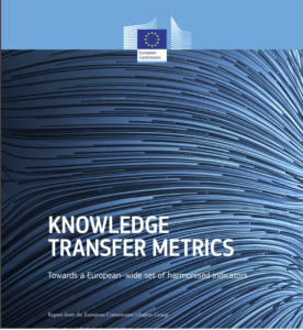 Metrics for Knowledge Transfer from Public Research Organisations in Europe