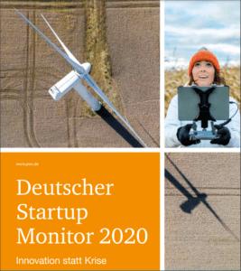 Deutscher Startup Monitor2020
