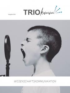 TrioKomm Wissenschaftskommunikation Ausgabe2020