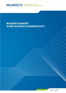 Wissenstransfer in der Helmholtz-Gemeinschaft