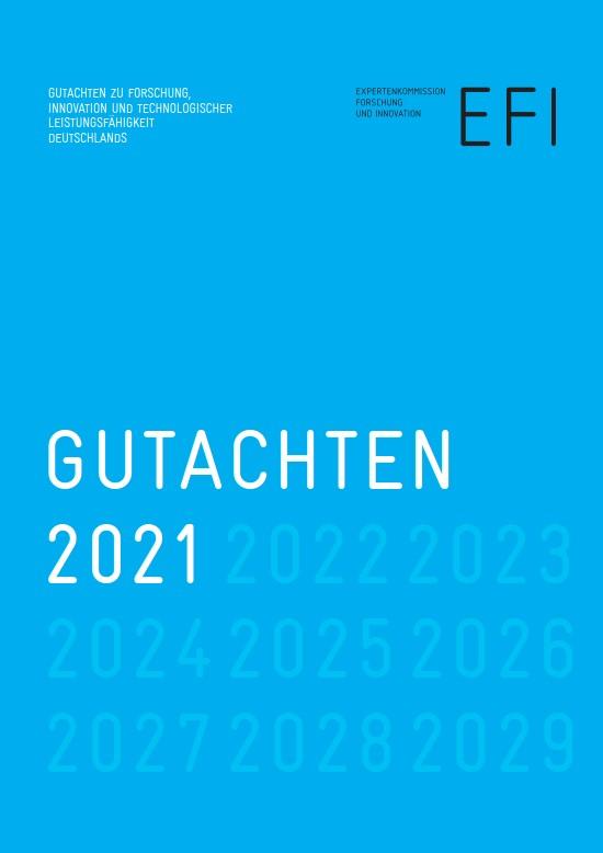 EFI-Gutachten 2021: Rahmenbedingungen für Transfer verbessern
