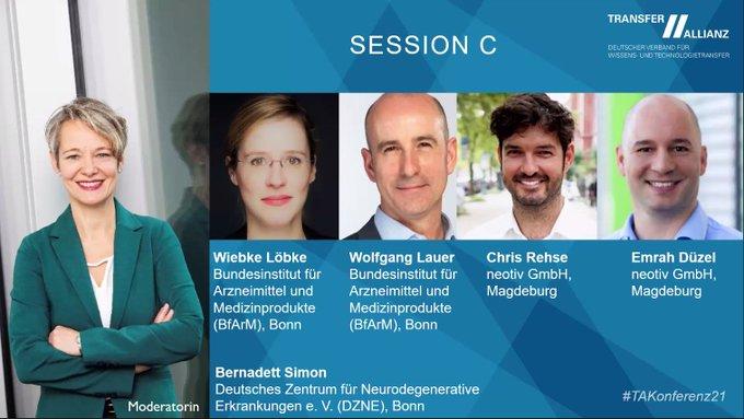 Digitale Gesundheitsinnovationen – Ein Kurzbericht von der Session C der TA–Konferenz 2021