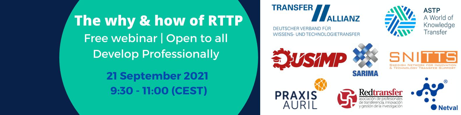 Das Warum und Wie des RTTP – Ein Webinar derASTP